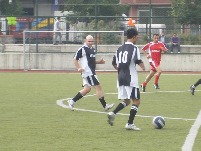 gazi mah.3.geleneksel futbol turnuvası